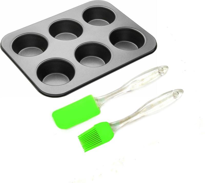 Tong Da Non-Stick Baking Starter Kit 101 - Grn Baking Essentials - Limited Deals Multicolor Kitchen Tool Set(Multicolor)