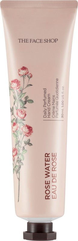 The Face Shop Rose Water Daily Perfumed Hand Cream(30 ml)