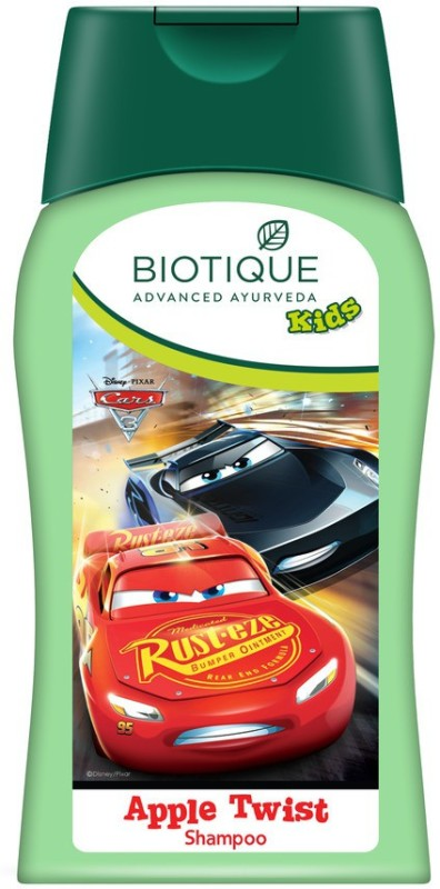 Biotique Apple Twist Cars Shampoo(200 ml)