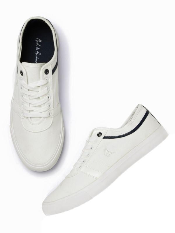 Mast \u0026 Harbour Sneakers For Men(White