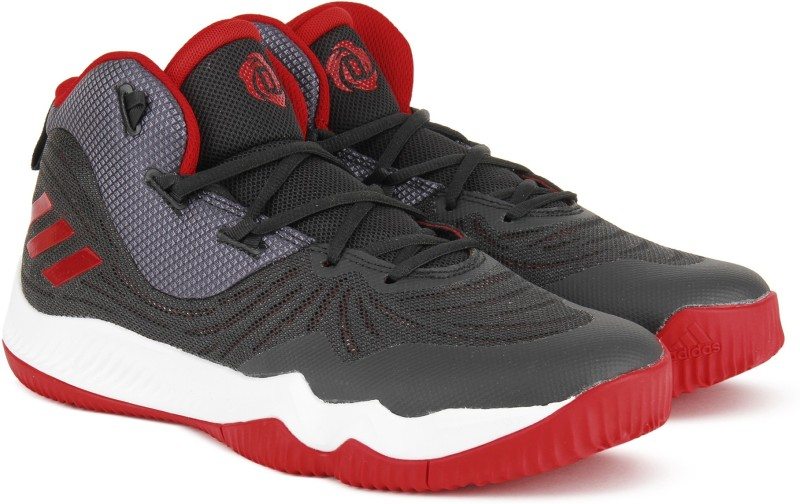 ADIDAS D ROSE DOMINATE III Basketball Shoes For Men(Black)