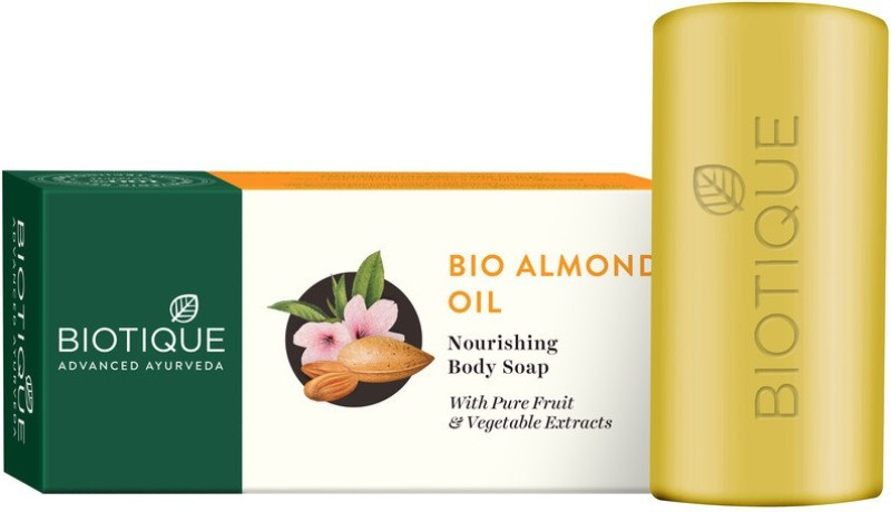 Biotique Bio Almond Oil Nourishing Soap(150 g)