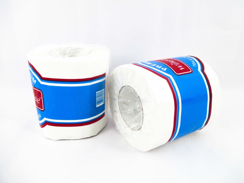 RoyaL Indian Craft Set of 2 Premium Quality 2 Ply Toilet Paper Soft Roll Toilet Paper Roll(2 Ply, 520 Sheets)