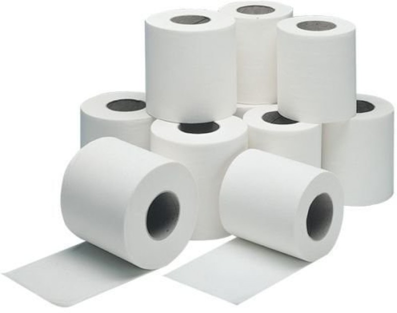 SIR-G 10 Toilet Paper Roll(2 Ply, 80 Sheets)