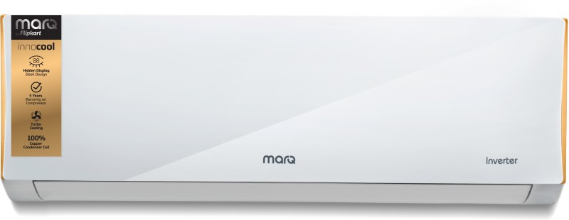 MarQ by Flipkart 1.5 Ton 3 Star BEE Rating 2018 Inverter AC...