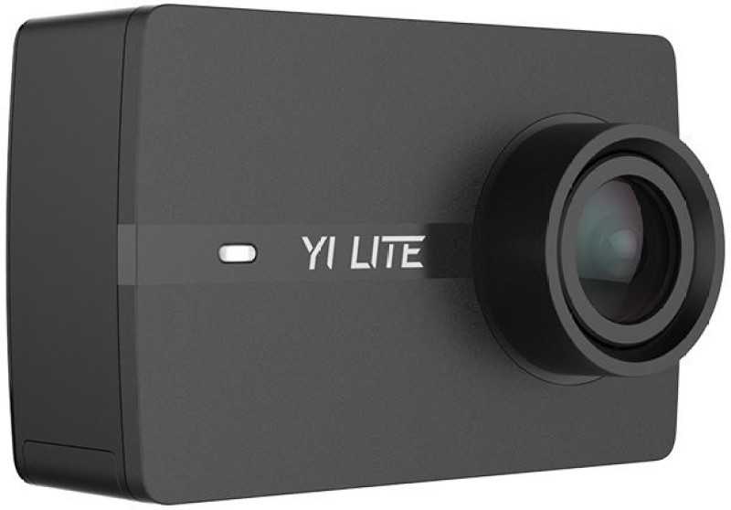 Yi Lite Sports and Action Camera(Black 16 MP)