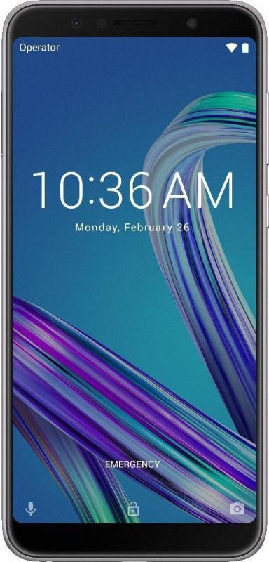 Zenfone Max Pro M1 (Titanium Grey, 64 GB)(4 GB RAM)