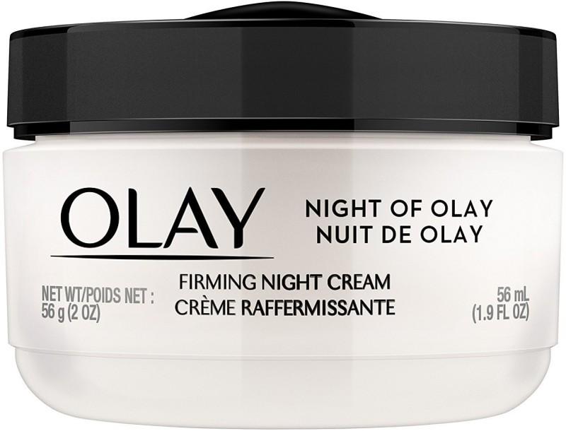 Olay Night Firming Cream(56 ml)
