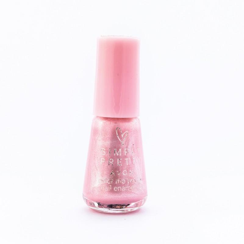 Avon SP Nail Enamel Restage 5ml - Pink Fantasy Pink Fantasy(5 ml)