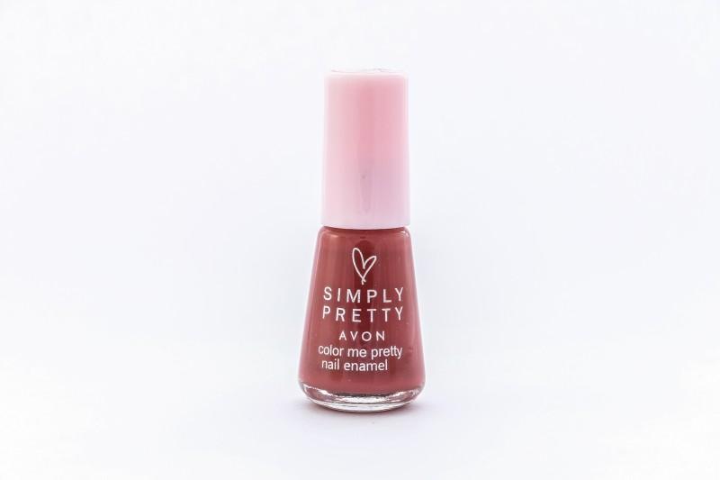Avon SP Nail Enamel Restage 5ml - Cranberry Cranberry