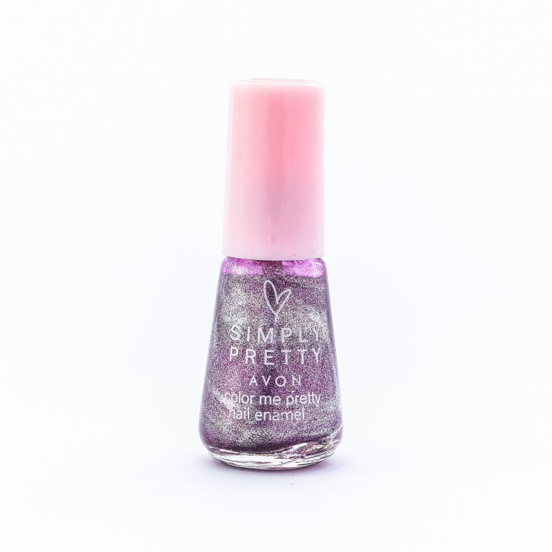 Avon SP Nail Enamel Restage 5ml - Pretty Plum Pretty Plum(5 ml)