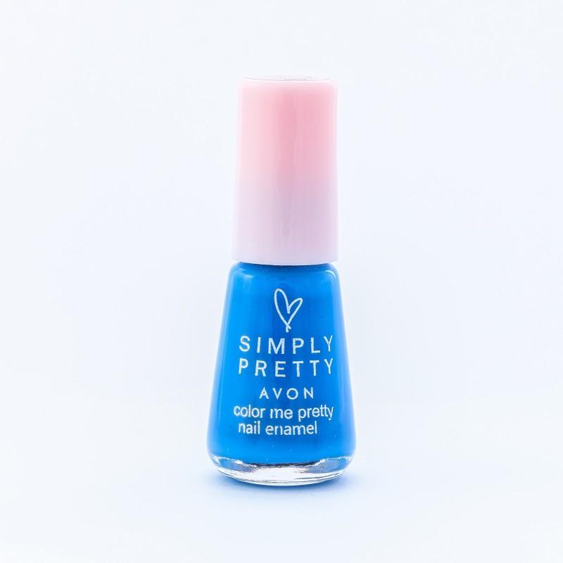 Avon SP Nail Enamel Restage 5ml - Navy Blue Navy Blue(5 ml)