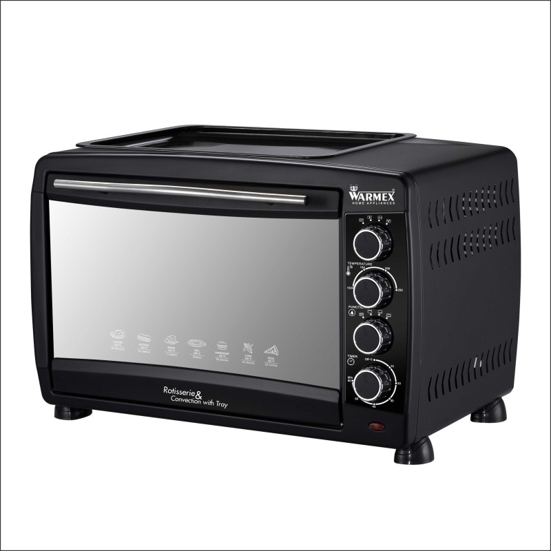Warmex OVEN TOASTER GRILLER -OTG 09 R 45-T 2000 W...
