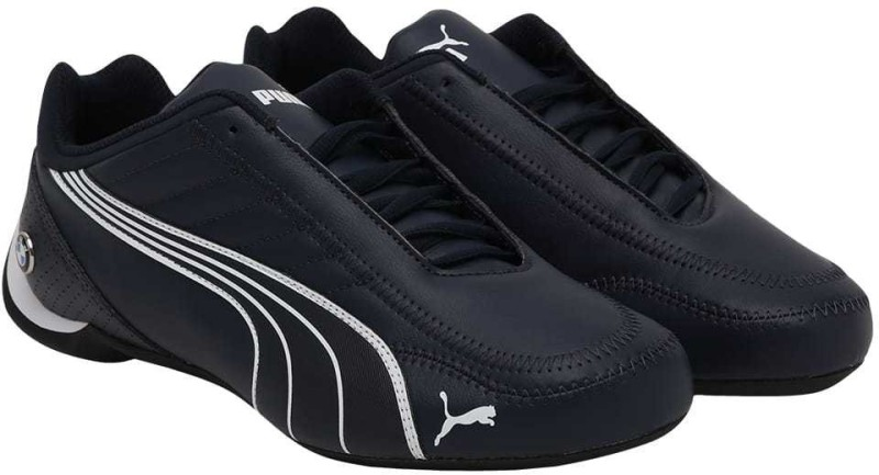 Puma BMW MS Future Kart Cat2 Low Cycling Shoes For Men(Navy, White)