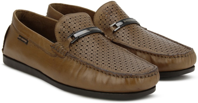 Lee Cooper Loafers For Men(Brown)