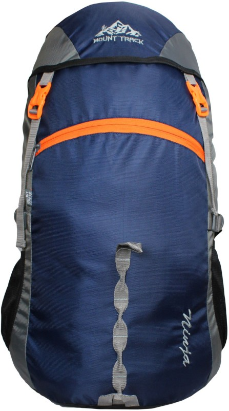 Mount Track Ninja 40 Ltrs Rucksack, Hiking & Trekking Backpack Rucksack - 40 L(Blue)