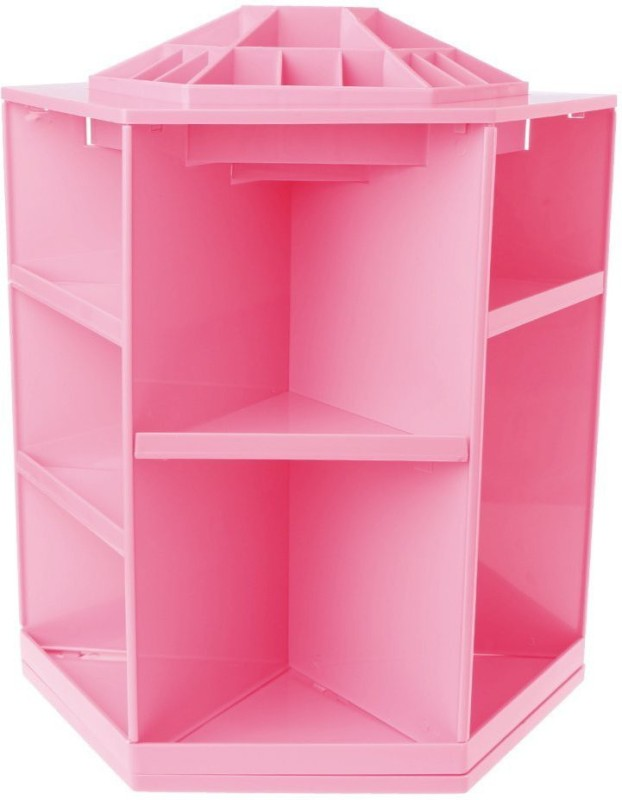 Connectwide Makeup Brush Organizer(Pink)