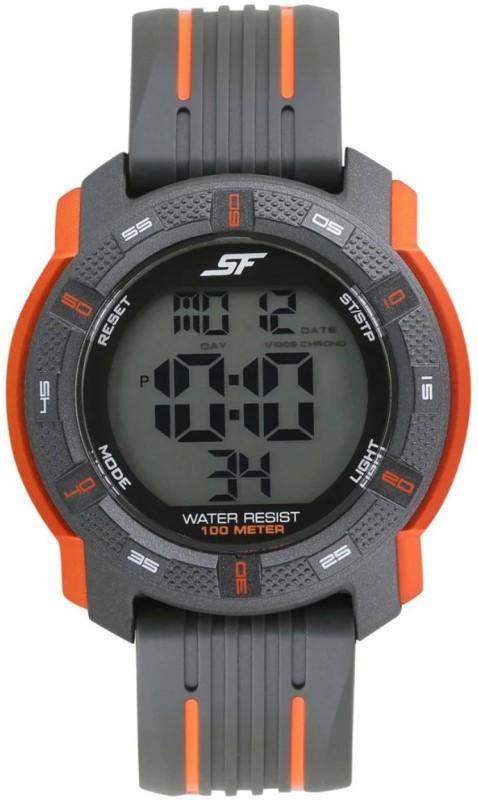 Sonata 77079pp02 Digital Watch - For Men