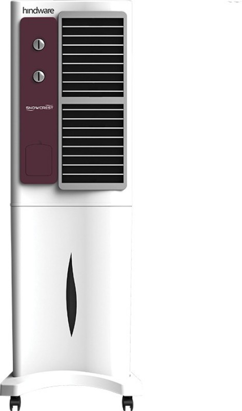 Hindware Snowcrest 22-HT Tower Air Cooler(Red, 22 Litres)