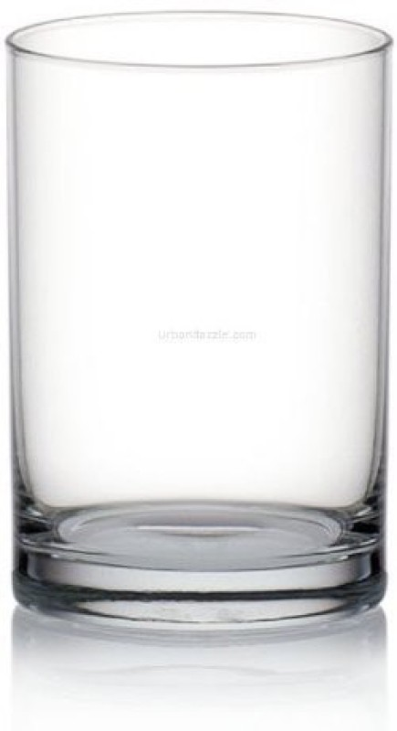 Ocean Glass Set(175, Clear, Pack of 6)
