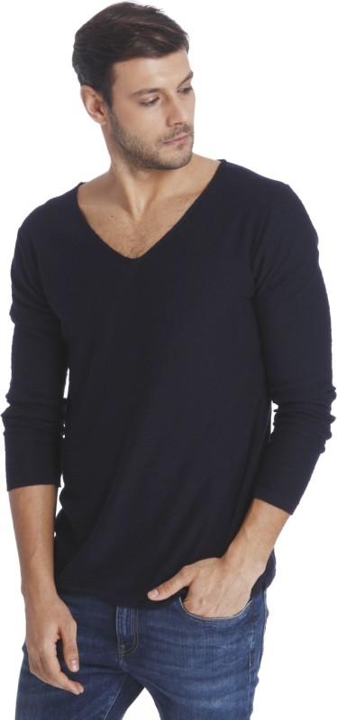 Jack & Jones V-neck Solid Men's Pullover
