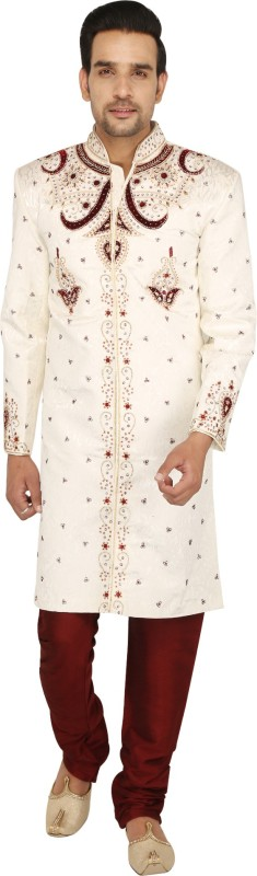 Ansh outlet Embroidered Sherwani