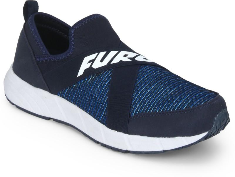 Furo Walking Shoes For Men(Blue, White)