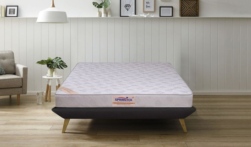 Springtek Bonded Foam 4 inch Single Bonded Foam Mattress