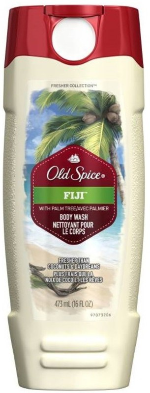 Old Spice Fresher Collection Fiji Body Wash (473ml)(473 ml)