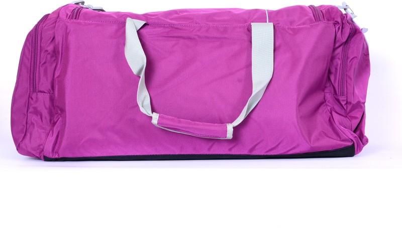 American Tourister X-Bags-Casual Duffle Airbag 55 cm (Magenta) Travel Duffel Bag(Purple)