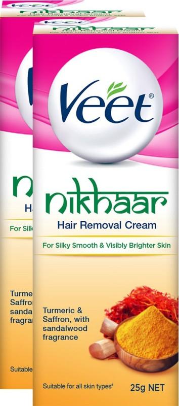 Veet Nikhaar Hair Removal Cream(50 g)