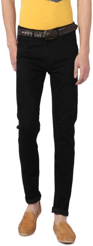 Allen Solly Slim Men Black Jeans