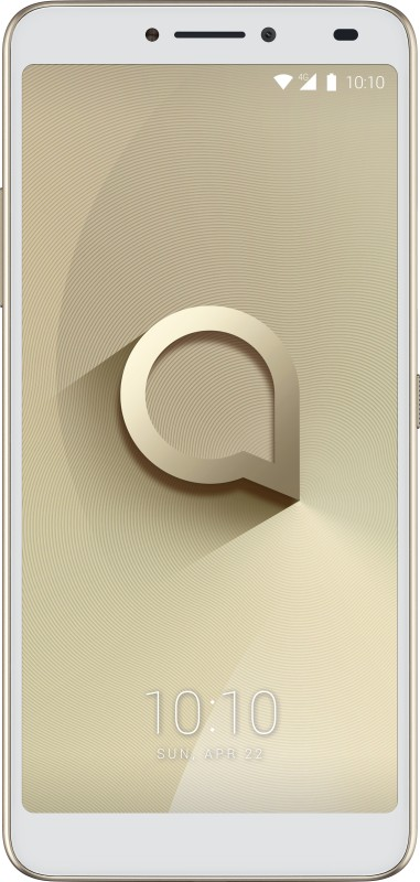 Alcatel 3V (Spectrum Gold, 32 GB)(3 GB RAM)