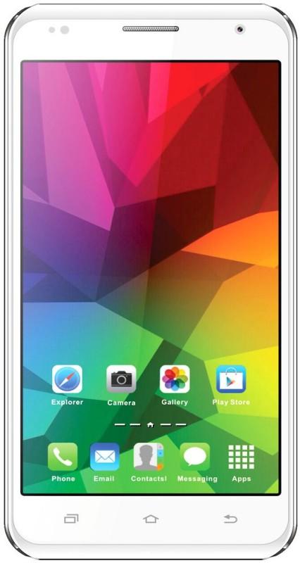 Ssky Y111 (White, 8 GB)(1 GB RAM)