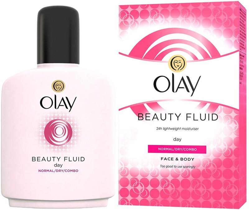 Olay Beauty Fluid Day Moisturiser (100ml)(100 ml)