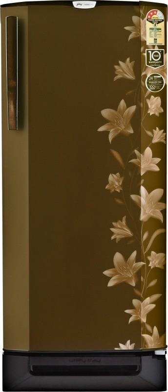 GODREJ RD EDGE PRO PDS 3.2 210ltr Single Door Refrigerator
