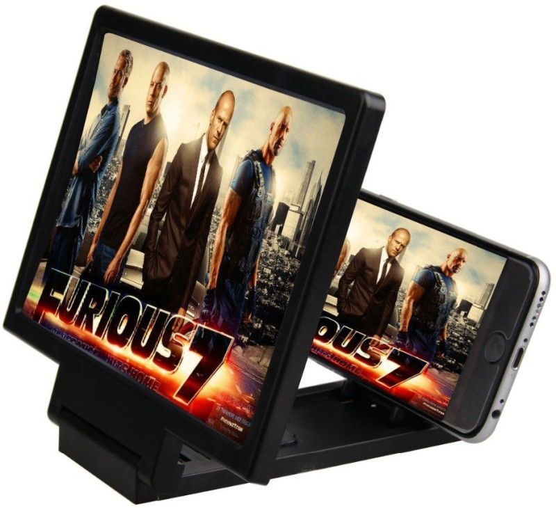 Electrucious 3D Screen New Design Mobile Phone Gadget Magnifier Video Enlarge Stand Expander Screen Expander Phone