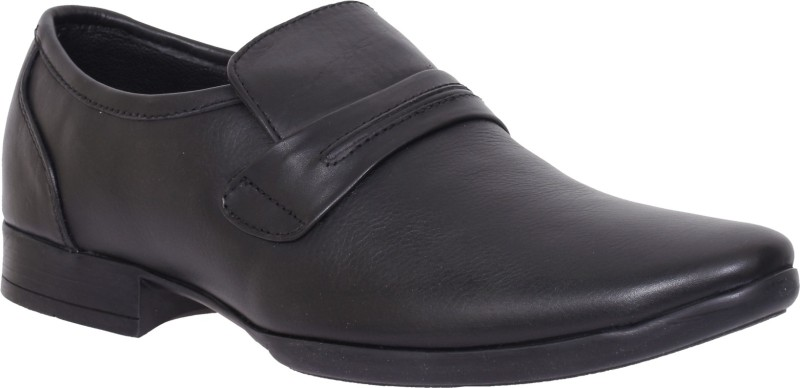 Egoss S-51-BLACK Slip On For Men(Black)