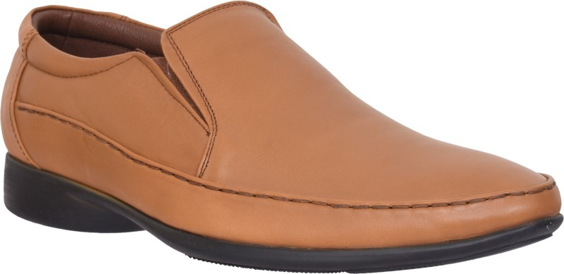 Egoss S-92-TAN Slip On For Men(Tan)