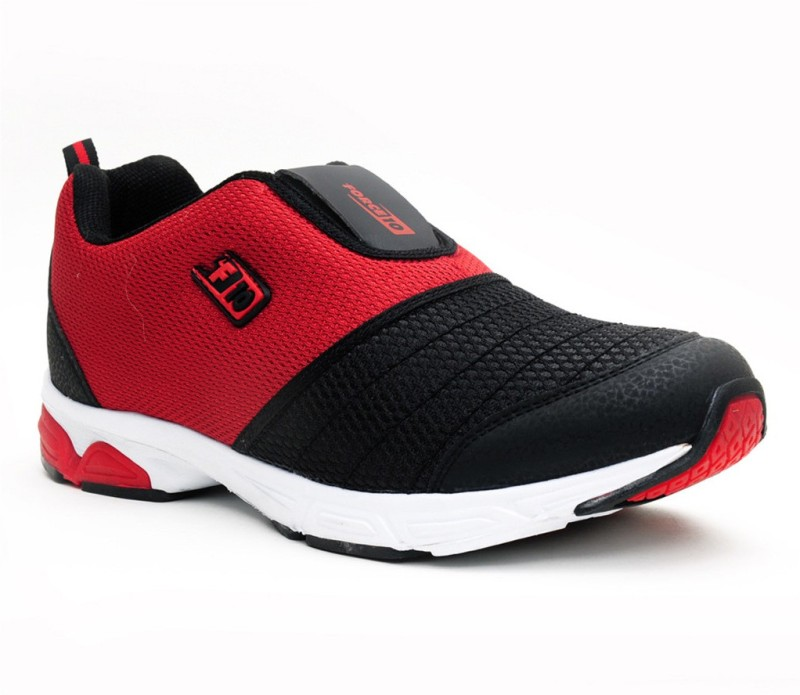 Liberty Force 10 Casuals For Men(Red)