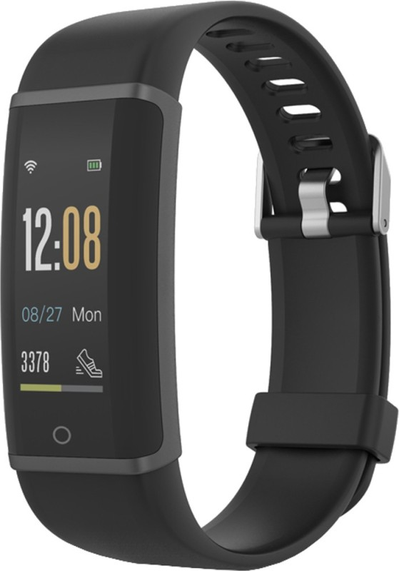 Lenovo **** Spectra Smartband(Black Strap, Size : Regular)