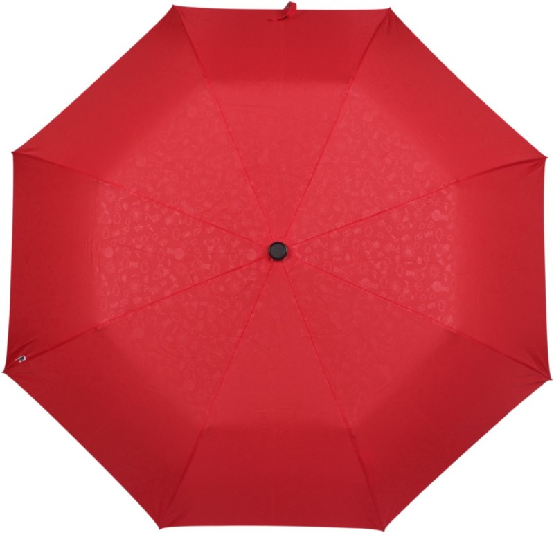 Johns Topmatic Ansy-2 Umbrella(Red)