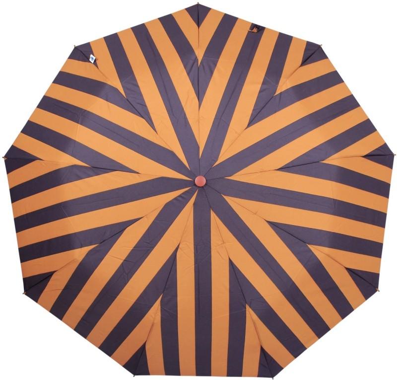 Johns Kent Broad and Stripes-1 Umbrella(Yellow)