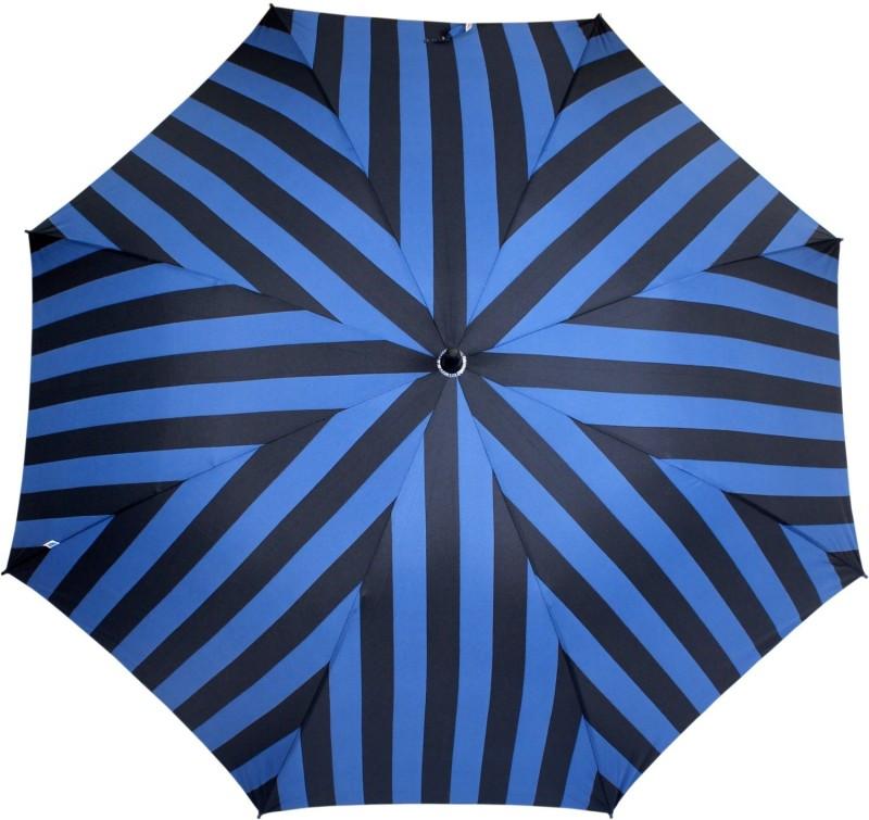 Johns Golf Frp Broad and Stripes-2 Umbrella(Blue)