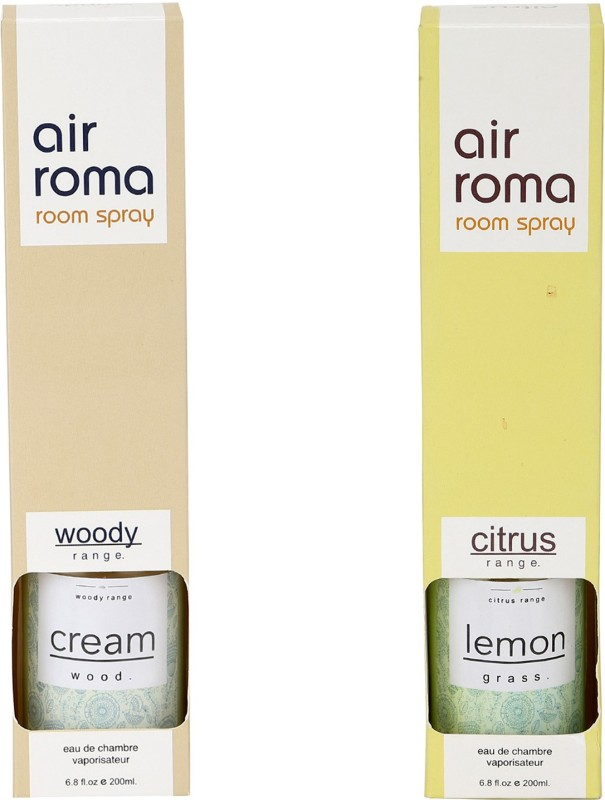 Airroma Cream Wood, Lemon Grass Aroma Oil(400)