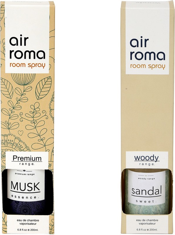 Airroma Musk, Sandal Sweet Aroma Oil(400)