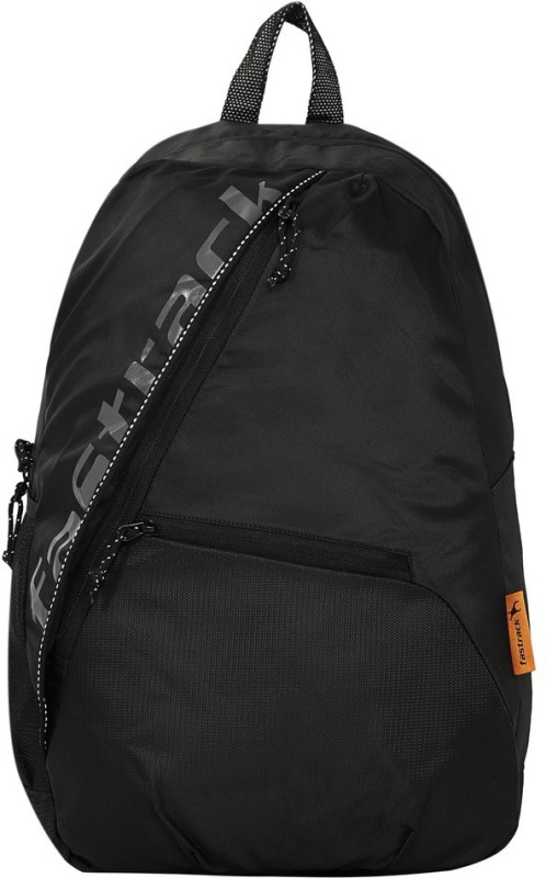 Fastrack AC034NBK02 22 L Backpack(Black)