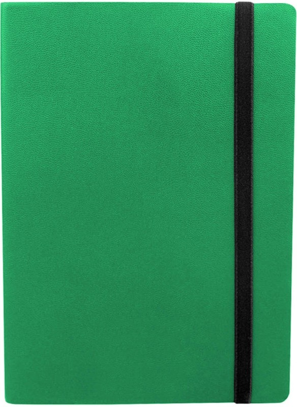 Abstract Collection A5 Notebook(A5 Special Paper Notebook, Green)