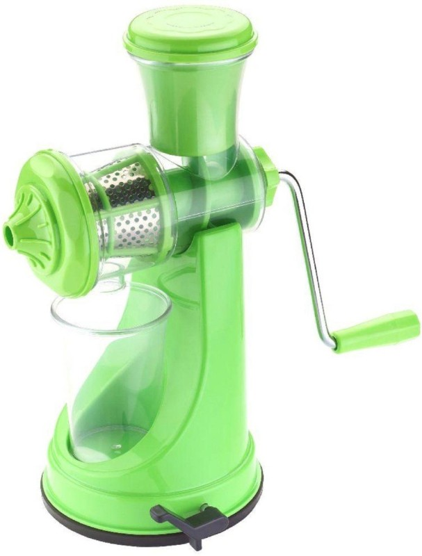 A.S.B hand juicer Plastic Hand Juicer(Green Pack of 1)