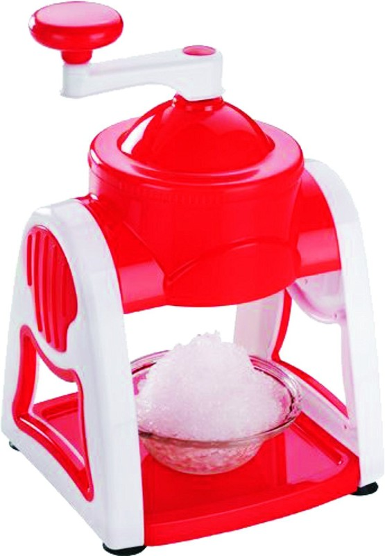 PALAK 1000 ml Manual Ice Cream Maker(Red)